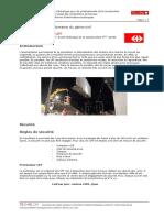Rapport Travaux Cff 2013
