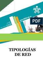 Tipologias y Topologias de Redes