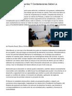 LOMCE, Diez Preguntas Y Contestaciones Sobre La Reforma Educativa