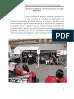 Reporte de La Salida Brigada Observadora 090510