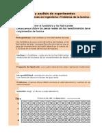 Diseño y Analisis de Experimentos