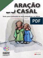 Separação Do Casal Cartilha Igualdade Parental