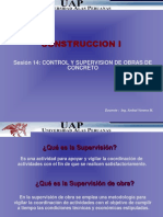 SESION 14 -Control-supervision Obras