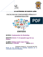 Evidencia 3 Sintesis fundamentos de marketing