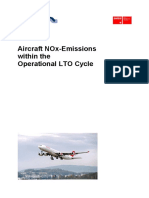 2004 ZRH Operational Aircraft Emissions