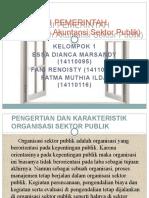 Lingkungan Akuntansi Sektor Publik