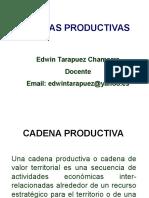 Cadenas Productivas