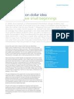 Deloitte Uk the Next Billion Dollar Idea