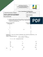 Avaliação Presencial - Corrigido (1)