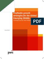 MUST READ Profitable Growth Strategies