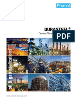 DURASTEEL Oil & Gas - Product Datasheet