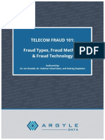 Telecom Fraud 101 eBook