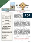 church bulletin 5-8-2016  1