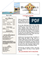 church bulletin 5-8-2016  1