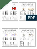 Spelling Rules