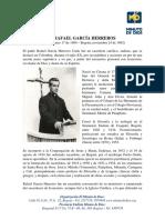 Padre Rafael Garcia Herreros Biografia