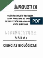 Área 2 - Ciencias Biológicas, Químicas y de La Salud