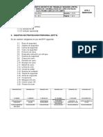 P-1834-014 Cambio de Paños de Cremalleras de Lapiz en Palas Electromecanicas