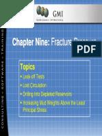 Chapter 09 - FracturePressure