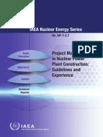Nuclear Project Management