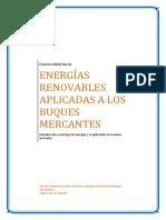 Energías Renovables en Buques Mercantes.franCISCO BELDA