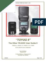 The Other YN622C User Guide II