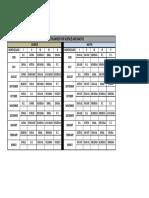 Worksheet Planner
