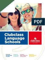 Club Class Brochure 2015