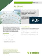 M-DS25 Pilcor Data Sheet v1 Cordek