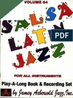 Salsa - Latin - Jazz Scores 22pg