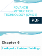 Earthquake Resistance Building