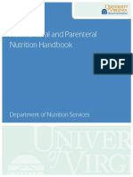Nutrition for adult