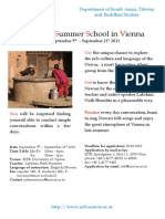 Newari Summer School English