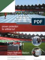Terracover II Worldwide brochure