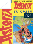 Asterix - Asterix in Spain
