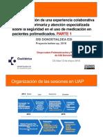 Sesion Alza UAP ColaboracionAP AE Parte 1