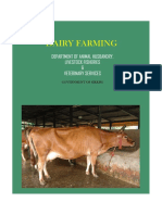 Dairy Booklet
