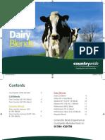 Dairy Blends A5
