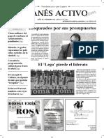 Leganés Activo ~ Abril 2016