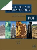 Encyclopedia of Archaeology Volume 1-3