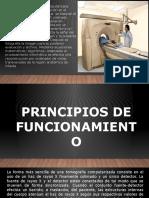 Principios principios de funcionamientode Funcionaminto Tac