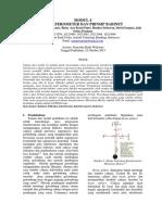 [Modul 4 Interferometer Dan Prinsip Babinet]Margareta Vania Stephanie 10213076