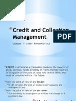 Chapter 1 Credit Fundamentals