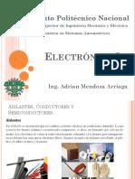 Electronica I Marzo 2015