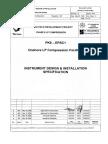 LP-PTG-701002 Inst Spec Rev D