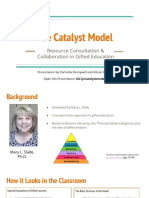 the catalyst model