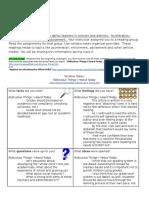 program   development - week 3 assignments