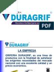 Catalogo 1 Duragrif 2015