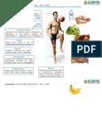 Elaboración de Dietas Para Deportistas Según Su Peso y Estatura