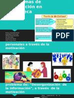 Problemas de Motivación en Mapoteca (1)